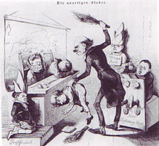 Castigos en la educación infantil
