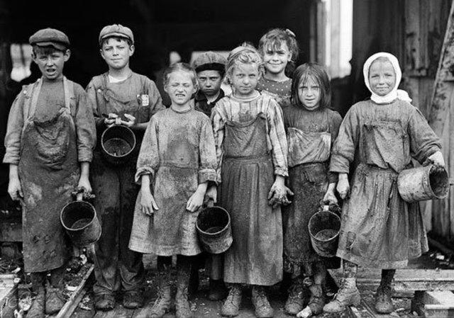 Ley de prohibición de trabajo infantil - Prusia