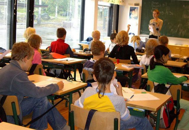 Educación Primaria Obligatoria - Suecia