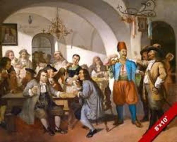 Finales del siglo XVI