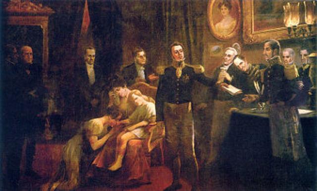 Abdicação de Dom Pedro I do Brasil