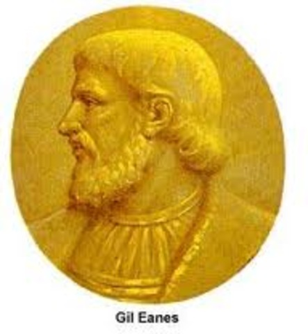 Gil Eanes set sail