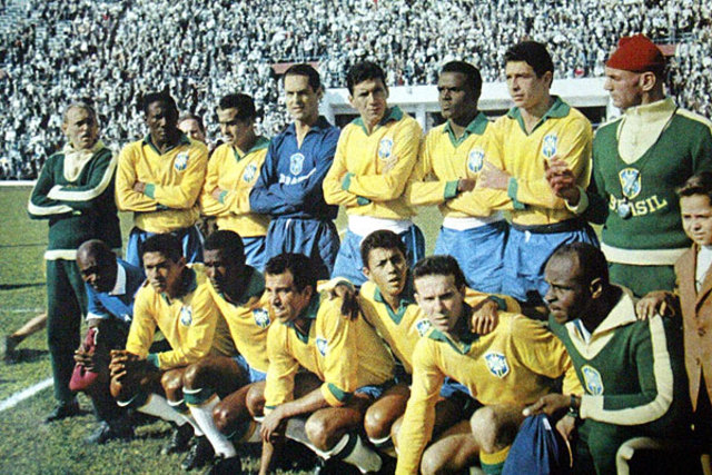 MUNDIAL 1958 - SUECIA