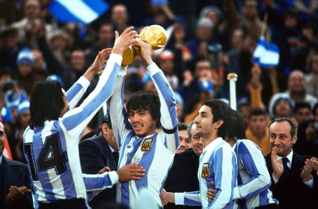 MUNDIAL 1978 - ARGENTINA