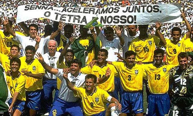 MUNDIAL 1994 - ESTADOS UNIDOS