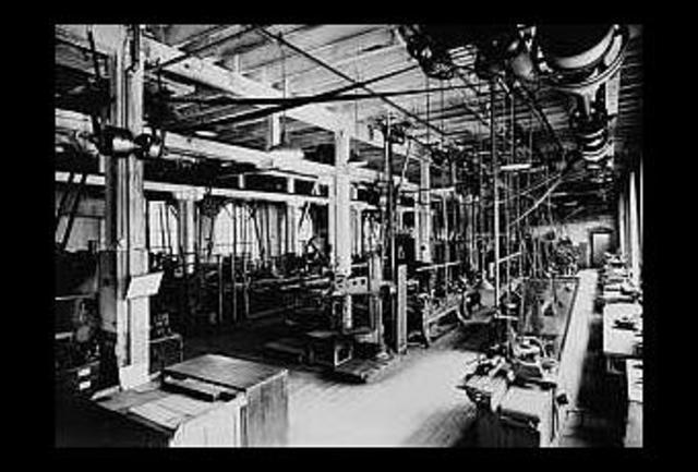 Primeros Laboratorios de Estandares