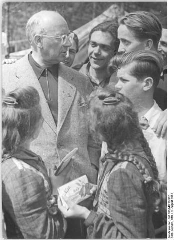 Johannes Becher - SBZ