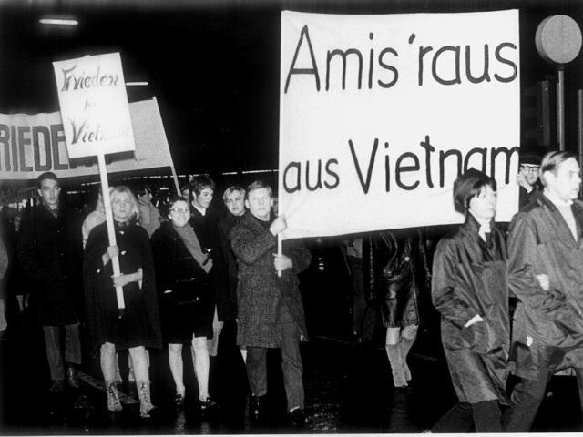 Studentenbewegung und Prager Fruehling