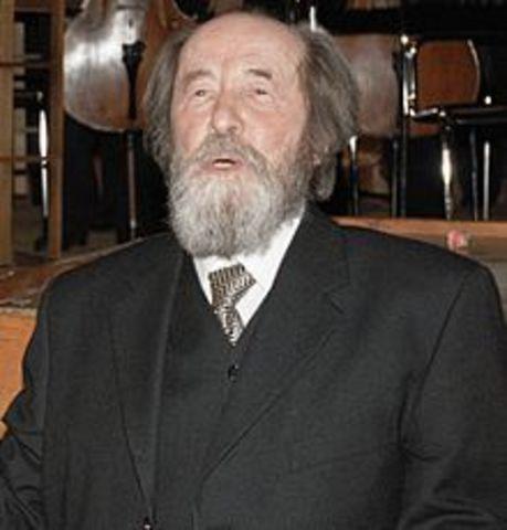 Archipel Gulag - Alexander Issajewitsch Solschenizyn