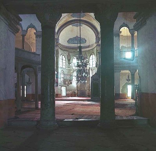 Iglesia de San Sergio y San Baco