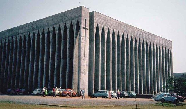 Iglesia de Don Bosco