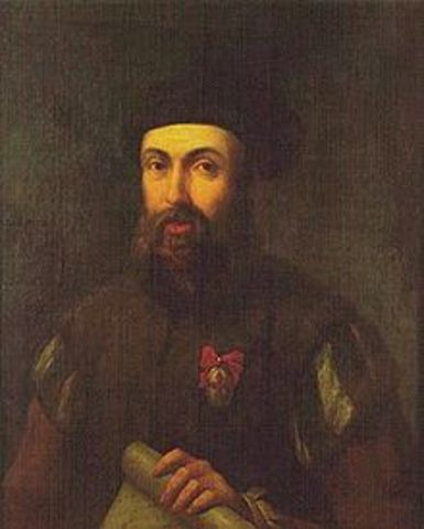 Ferdinand Magellan killed