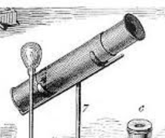 Primer microscopio