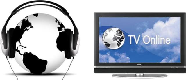 Radio y Televisión por internet