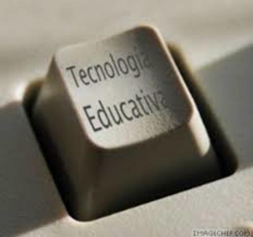 La Tecnología Educativa como materia de enseñanza