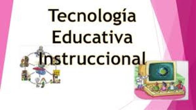 Tecnología Educativa Instruccional