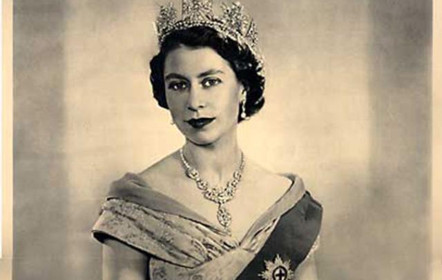 Princess Elizabeth Becomes Queen at Age 25