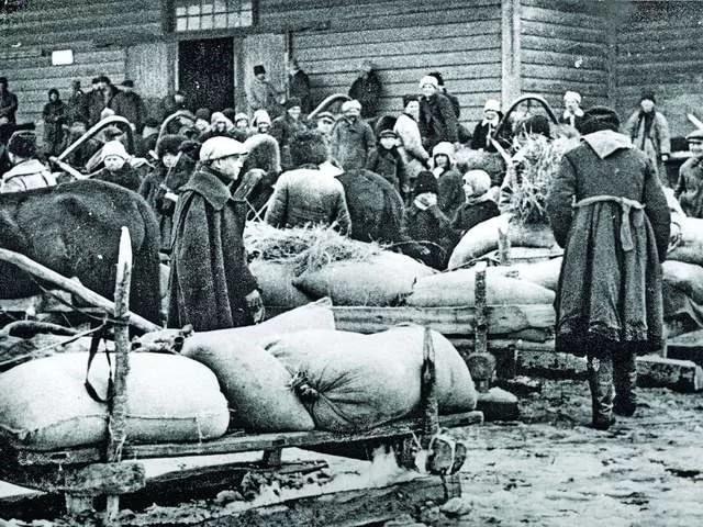 Постановление Политбюро ЦК КП(б)У 18 ноября 1932 «О мерах по усилению хлебозаготовок»