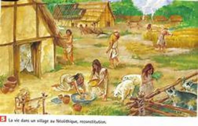 Edad antigua - las civilizaciones