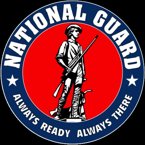 Warren fufills duty to the National Guard.