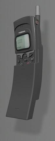 Aparece el primer campeón en ventas: Nokia 8810