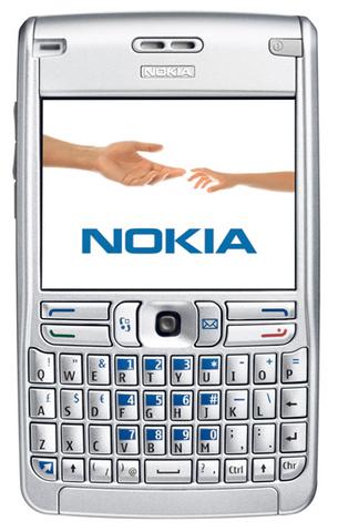 El primer celular con teclado QWERTY: Nokia E62