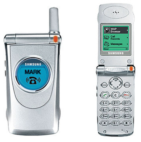 Llega a la industria el primer celular considerado con dos pantallas: Samsung A288