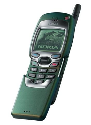 Nokia anuncia el primer teléfono con acceso a Internet.
