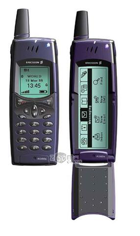 Aparece el primer celular con pantalla táctil del mercado: Ericsson R380