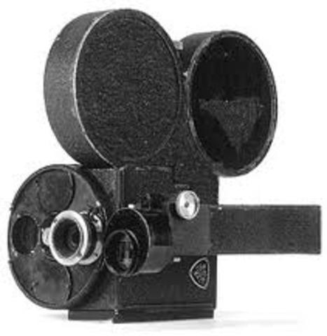 Motorized Movie Cameras