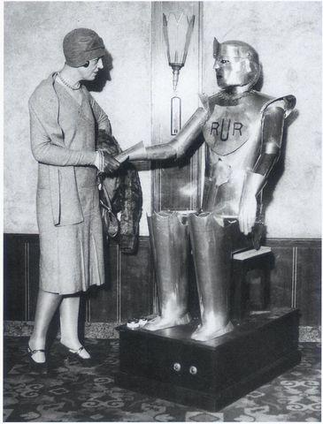 First Robot