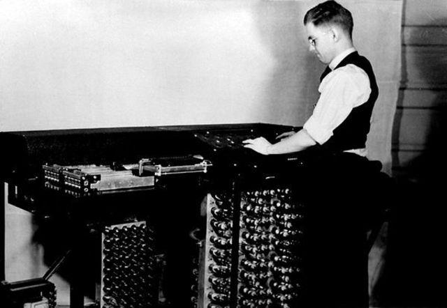 Electronic Digital Computer