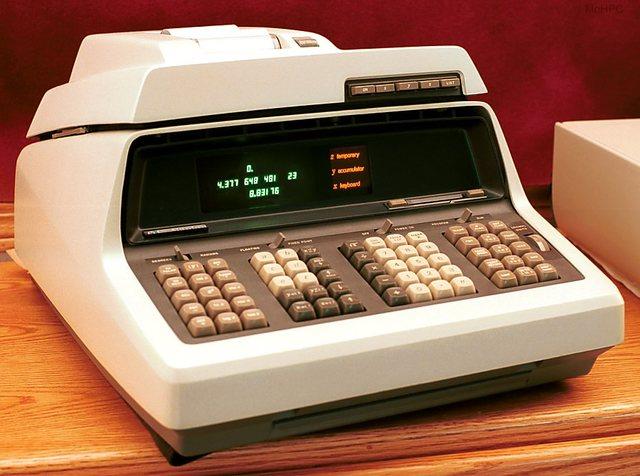 Hewlett-Packard 9100A