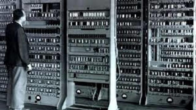 Large electronic computers- i.e. EDSAC