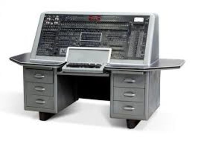 UNIVAC 1 (Universal Automatic Computer)