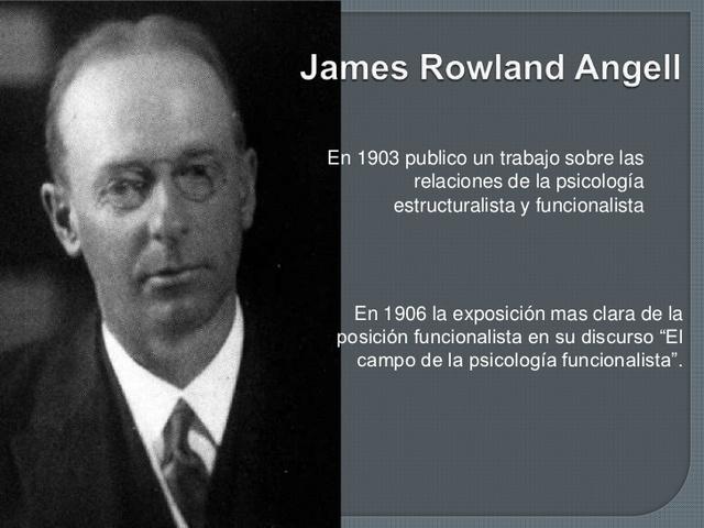 JAMES ROWLLAND ANGELL