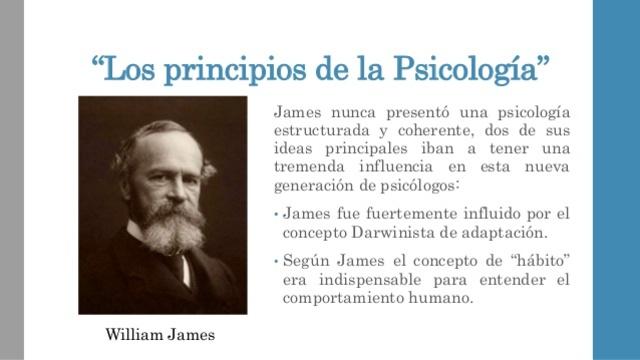 LOS PRINCIPIOS DE PSICOLOGÍA - WILLIAM JAMES