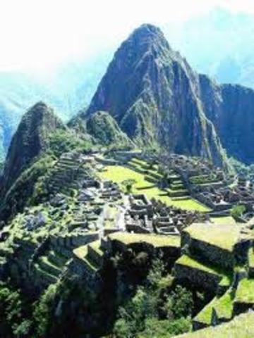 Francisco Pizarro conqures the Inca empire