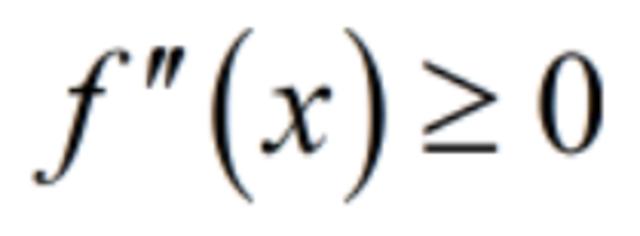 Calculate the second derivative