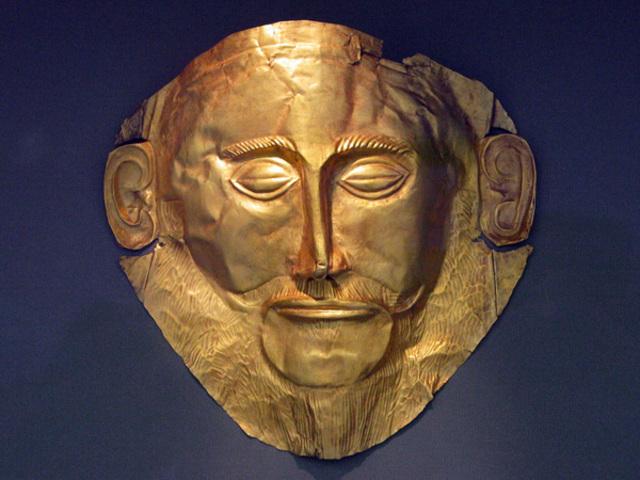 End Mycenaeans/Bronze Age
