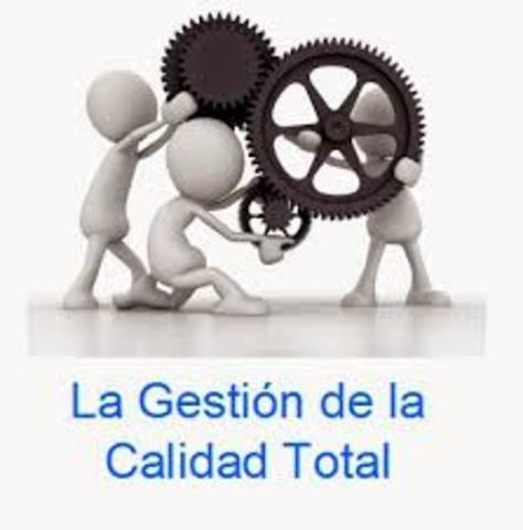 GESTIÓN DE LA CALIDAD TOTAL O EXCELENCIA