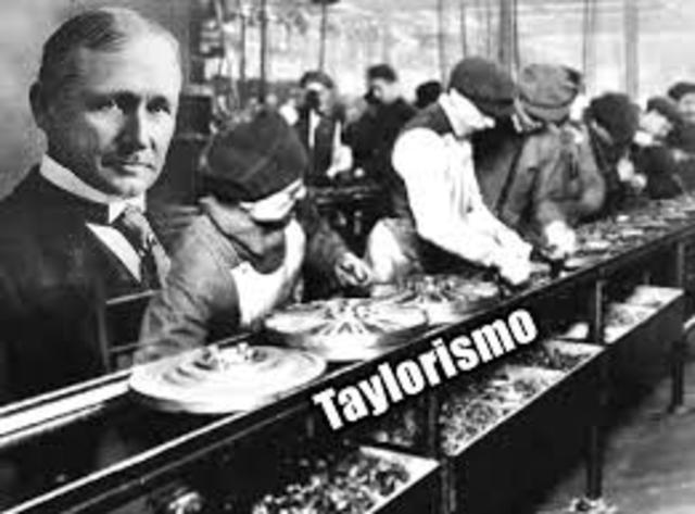 TAYLORISMO FEDERICK