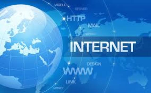 Correo electrónico de Internet como norma mundial.