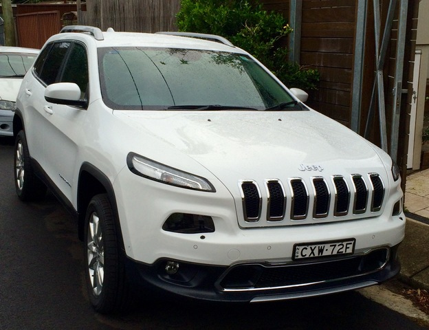 Bought a new Jeep Cherokee