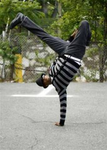 Break Dance~