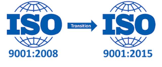 Transición ISO 9001:2008 a ISO 9001:2015