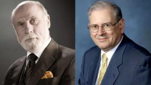 VINTON CERF Y ROBERT KANH
