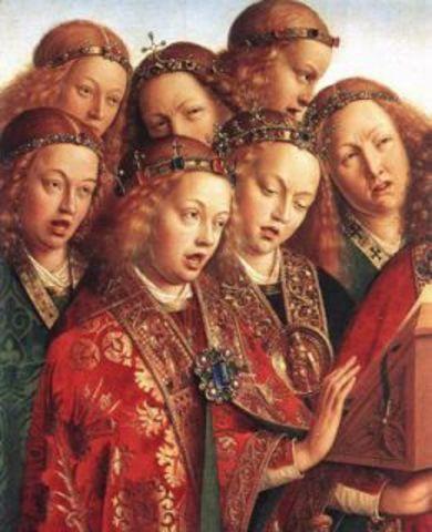 El nacimiento de la polifonía