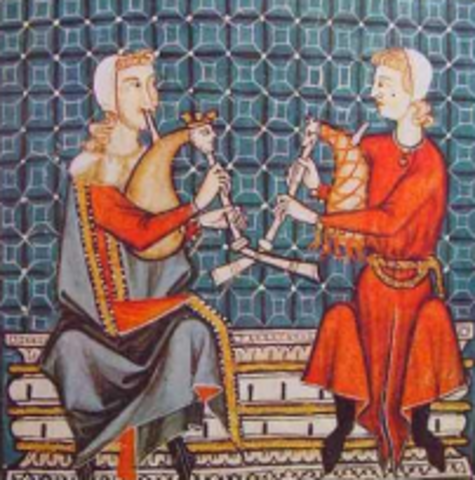 Los instrumentos medievales