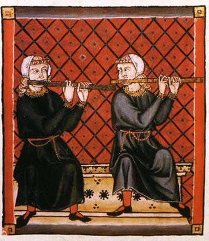 La música medieval en España